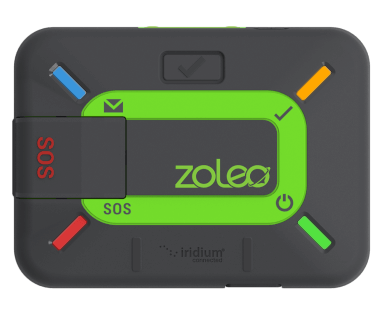 The Iridium-based ZOLEO satellite communicator offers everything you need to stay connected and secure, when venturing beyond cell coverage.