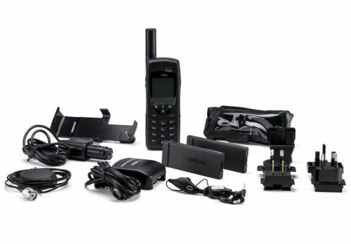 Satellite Phone Rental, Model: Iridium 9555, Rental Term: Monthly