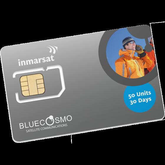 Iridium GO! 400 Data Minute 6 Month Global Prepaid Service