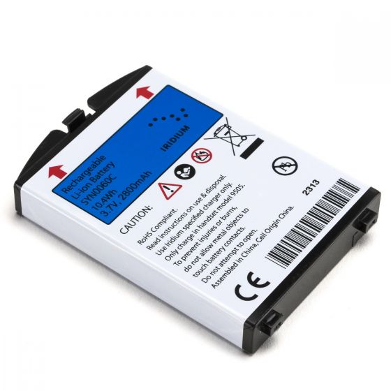 Iridium 9500/9505 High Capacity Li-Ion Battery