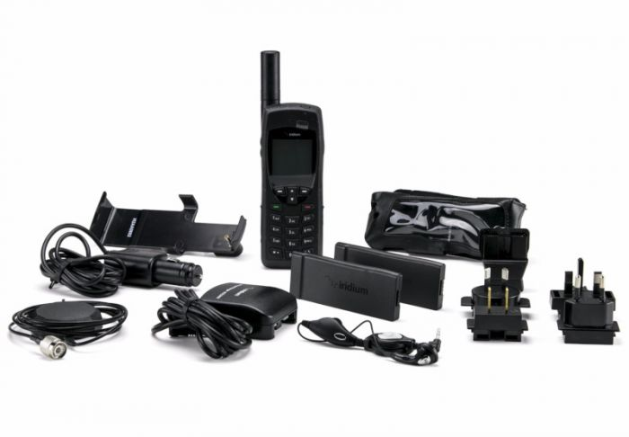 Satellite Phone Rental, Model: Iridium 9555, Rental Term: Monthly