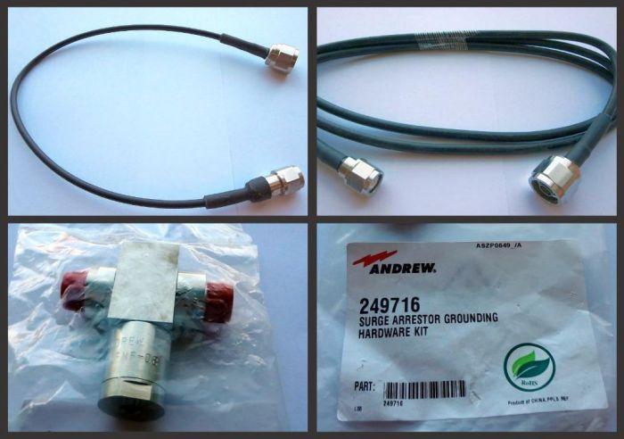 Iridium 10M Custom Cable Kit