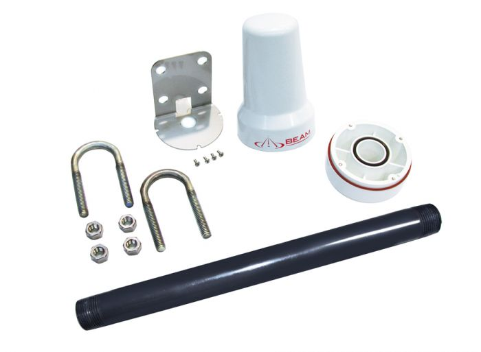 Beam Iridium Mast/Pole Antenna (RST710)
