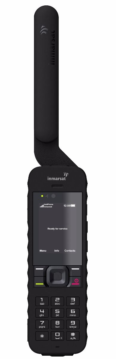 Inmarsat IsatPhone 2 Satellite Phone - BlueCosmo
