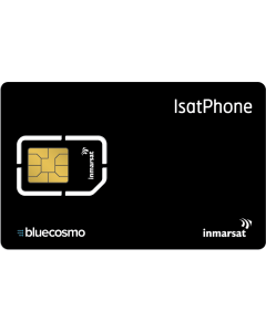 IsatPhone 50-5000 Unit Prepaid SIM Cards