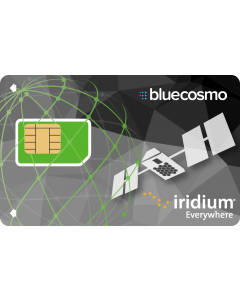 Iridium MENA 500 Min Prepaid Satellite Phone Card