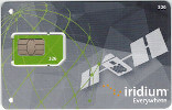 Iridium Prepaid Cards