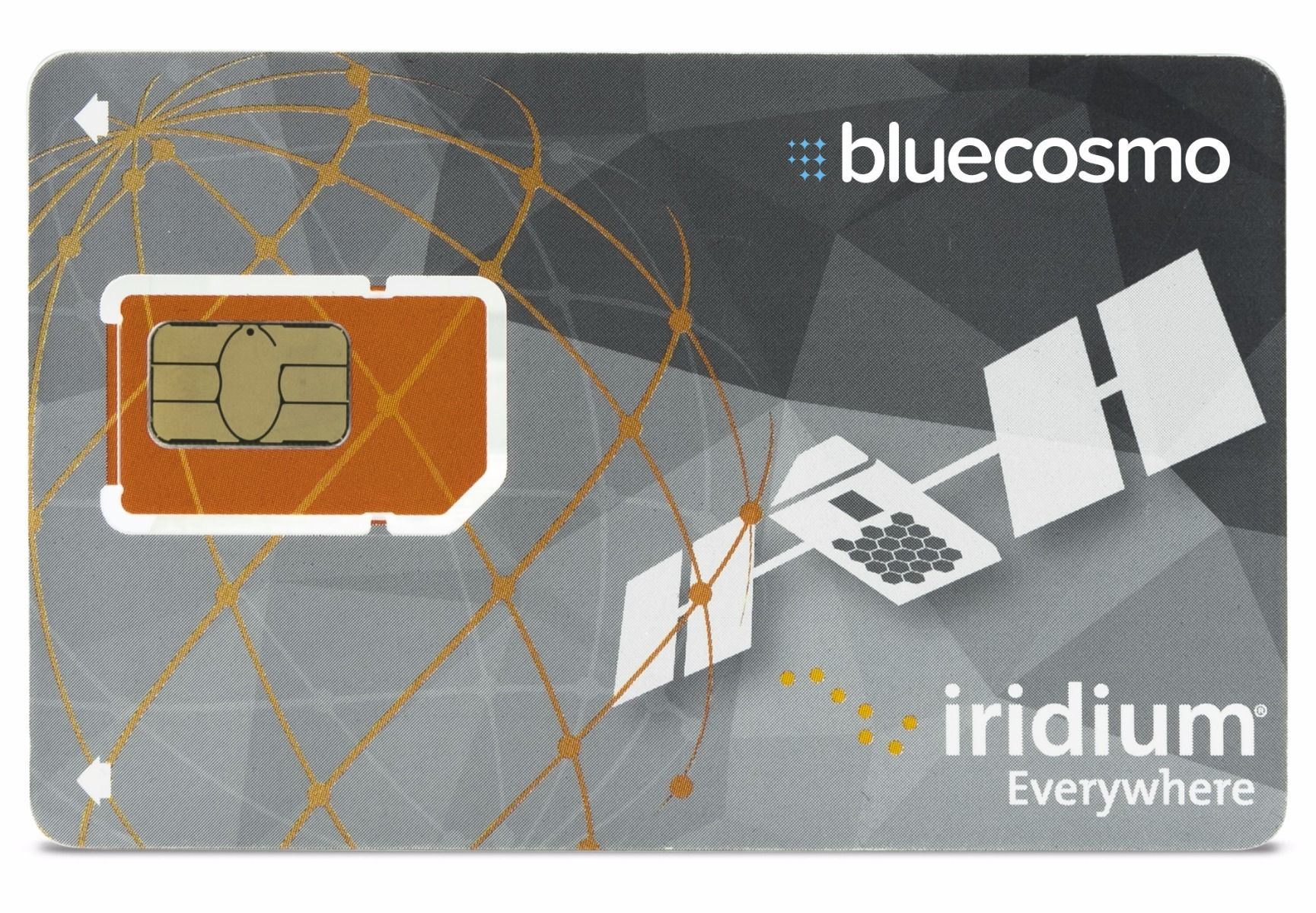 BlueCosmo Iridium SIM Card