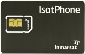 Inmarsat IsatPhone Prepaid Cards