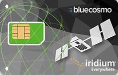 Iridium Prepaid SIM Card